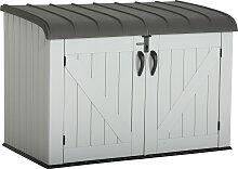 50NRTH Fahrradbox, Mülltonnenbox, BxTxH: