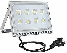 50W LED Flutlicht Flutlichtstrahler Strahler