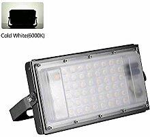50W LED Scheinwerfer Außenstrahler Superhell