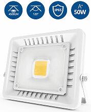 50Watt LED Strahler mit 4500 Lumen in