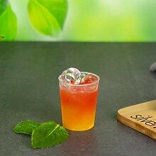 50x Schnapsglas 2cl / 4cl mit Eichstrich -
