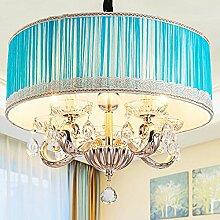 5151BuyWorld Kronleuchter Luxus Kristallleuchter