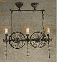 5151BuyWorld Lampe Edison Hängende Beleuchtung