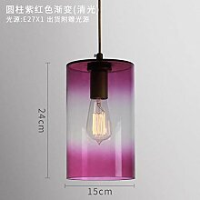 5151BuyWorld Lampe Moderne 7-Art Industrie 3