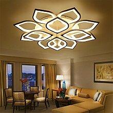 5151BuyWorld Lampe Moderne Geführte Acryldecke