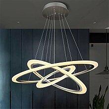 5151BuyWorld Lampe Ring Kreise Moderne LED Für
