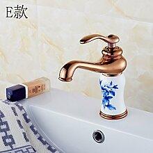 5151buyworld Top Qualität Wasserhahn Rose Gold