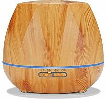 550ml Aroma Diffuser Luftbefeuchter Ultraschall