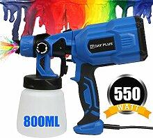 550W Farbsprühsystem Elektrische