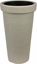 58 Liter Riesiger Blumenkübel Blumentopf Optik H