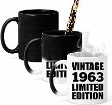 58th Birthday Vintage 1963 Limited Edition - 11oz