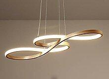 58W LED Pendelleuchte Design Modern Musikalischen