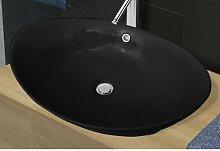 59 cm Aufsatz-Waschbecken
