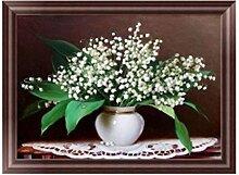 5D Blume Diamant Stickerei Malerei Kreuzstich