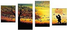 5D Diamant-Gemälde, wuayi schöne Baum-Gemälde