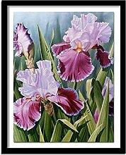 5d Diamant Malerei Blumenbild Hauptdekorationen