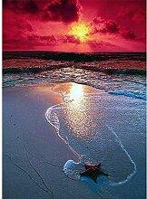 5D Diamant-Malerei Kits Sonnenuntergang am