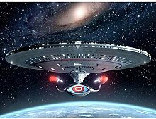 5D-Diamantgemälde Star Trek