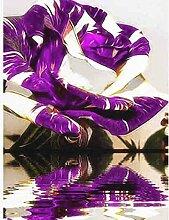 5D DIY Diamant Malerei Pflanze Blume Stickerei