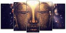 5d DIY Diamant Stickerei Buddha Multi Bild