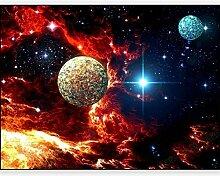 5D DIY Diamantmalerei Planet Interstellar Space