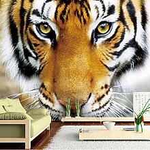 5D Papel Murals Tier Tiger 3d Fototapete Tapete