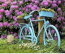 5d Vollbohrer Diamant Full Malerei Fahrrad Set