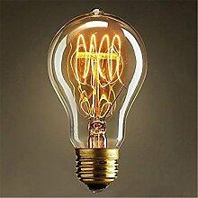 5er E27 40W 220V A19(23 Anchors) Edison Lampe
