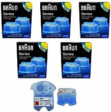 5er Pack Braun Clean & Renew CCR 2 - 2 x 170ml …