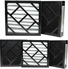 5er Pack Ersatz Bionaire w0210s Luftbefeuchter Filter–Kompatibel Bionaire 911D Luftfilter
