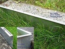 5er Sparset-5x 2000 mm Stabile Rasenkanten