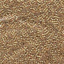 5g Verzinkt Gelb Gold Metallic 11/0 Delica