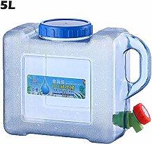 5L/8L Camping wasserkanister, Wasserbehälter