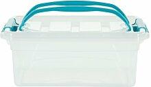 5L Kunststoff-Aufbewahrungsbox Wayfair Basics