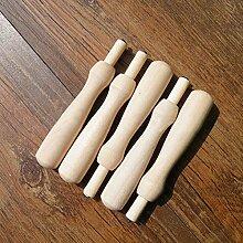 5pcs handgemachte Holzgriff Filznadeln Wolle
