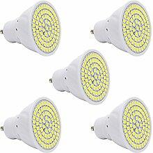 5Stück GU10 LED Spot Lampe Leuchtmittel Strahler