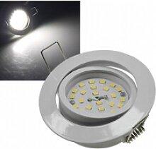 5W LED Downlight Flat-32 neutralweiß 490lm weiß