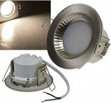 5W LED Downlight Flat-40 500lm 4000K 85x40mm