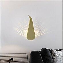 5W LED Modern Design Wandleuchte Wandlampe Innen