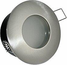 5X 230V Bad Einbaustrahler Bädermax Farbe: