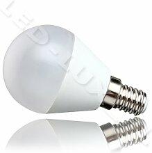 5x E14, LED E14, LED lampe E14, 4W Warmweiss, 400