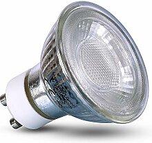 5x GU10 LED Lampe Leuchtmittel 5W SET Glühbirne
