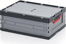 5x Profi-Faltbox mit Deckel Auer Packaging, FBD