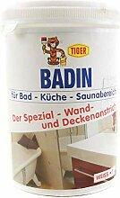 5x1 L Tiger Badin Bad, Küche Wandfarbe Tuchmatt