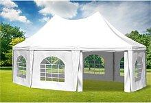5x6,8 m Pavillon ARABICA PVC 400 g/m² -