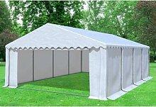 5x8 m Partyzelt, Lagerzelt Giant Professional PVC