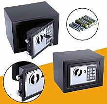 6.4L Safe Tresor Elektronisch Minitresor mit