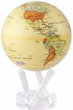 6 Antique Beige MOVA Globe by Mova