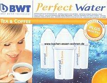 6 BWT Universal Wasserfilter Kartuschen für Brita