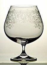 6-er Set Lucca Cognac-Schwenker 400 ml